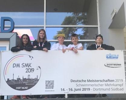 Deutscher Mehrkampf 2019